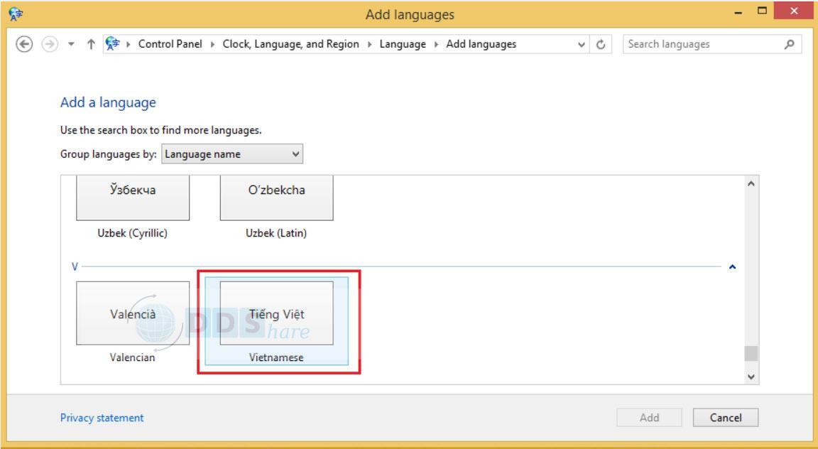 Cách chỉnh tiếng Việt trên máy tính