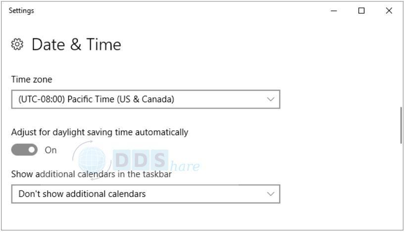 đồng hồ máy tính chạy sai