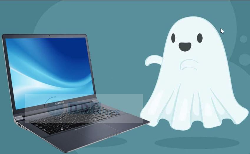 Cách Ghost Lại Máy Tính